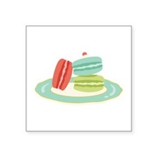 French Macarons Sticker
