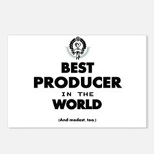 Best Producer in the World Postcards (Package of 8