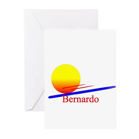 Bernardo Greeting Cards (Pk of 10)