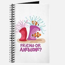 Friend or Anemone? Journal