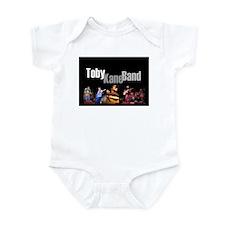 Toby Kane Band Infant Bodysuit