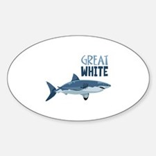 Great White Decal