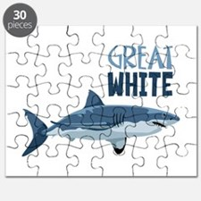 Great White Puzzle