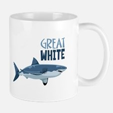 Great White Mugs