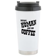 Instant Human Travel Mug