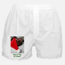 Cup of Cheer Boxer Shorts