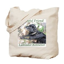 Faithful Friend/ Definition Tote Bag