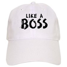 Like A Boss Baseball Baseball Cap