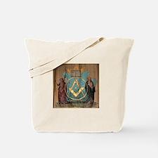 Holy Saints John Tote Bag
