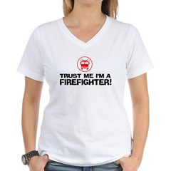 Trust Me I'm A Firefighter! Shirt