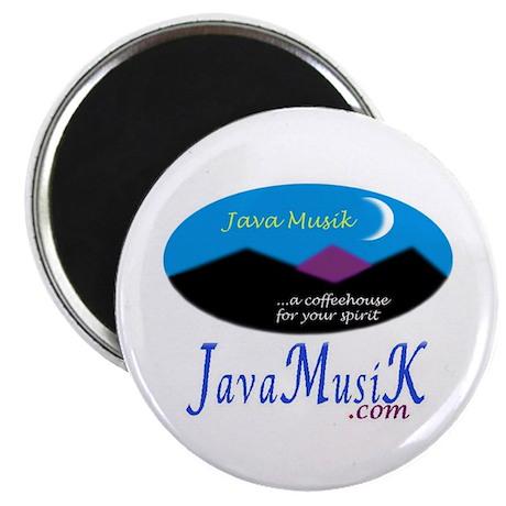 "JavaMusiK 2.25"" Magnet (10 pack)"