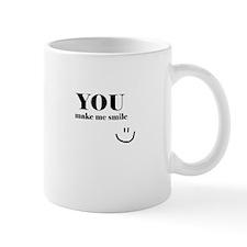 YouMakeMeSmile Mugs