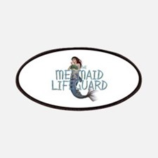 Mermaid Lifeguard Patch