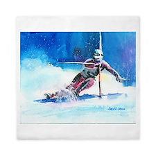 ski 4 Queen Duvet