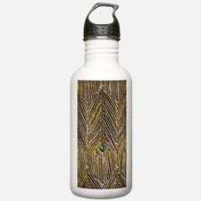 Lady Curzon's Peacock dress Water Bottle