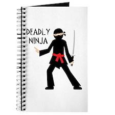 Deadly Ninja Journal