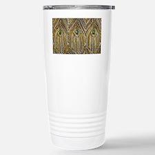 Lady Curzon's Peacock dress Travel Mug