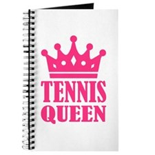 Tennis queen crown Journal