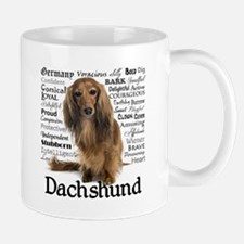 Dachshund Traits Mugs