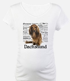 Dachshund Traits Shirt