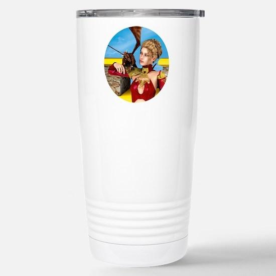 Dragon Lady Travel Mug