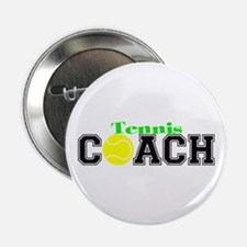 Tennis Coach Button