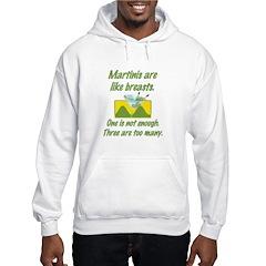Martinis Hoodie