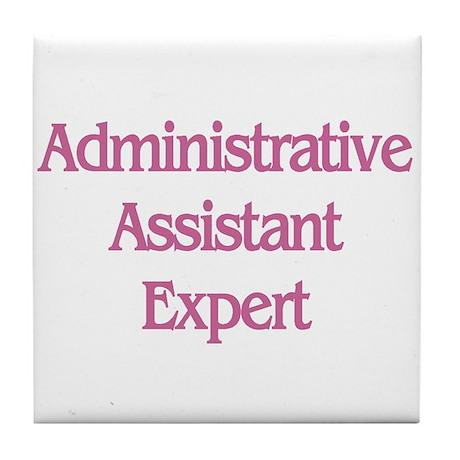 Administrative Expert Tile Coaster