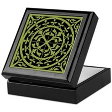 Medieval Design Keepsake Box