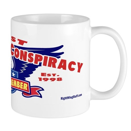 Vast Right-Wing Conspiracy Mug