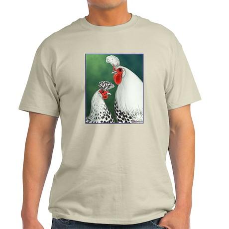 Spitzhauben Pair Light T-Shirt