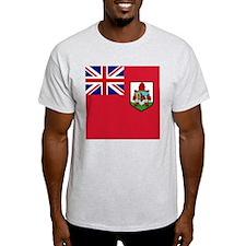 Flag of Bermuda island T-Shirt