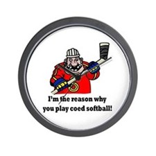 I'm the reason why.... Wall Clock