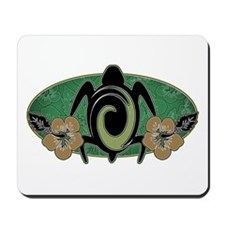 Tropical Turtle Mousepad