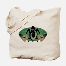 Tropical Turtle Tote Bag