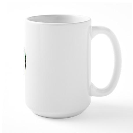 Tropical Turtle Large Mug
