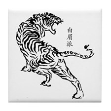Bak Mei Tiger Tile Coaster