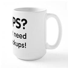Stinking backups Mug