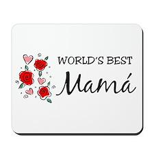 WB Mom [Spanish] Mousepad