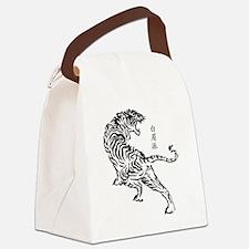 bak mei tiger Canvas Lunch Bag
