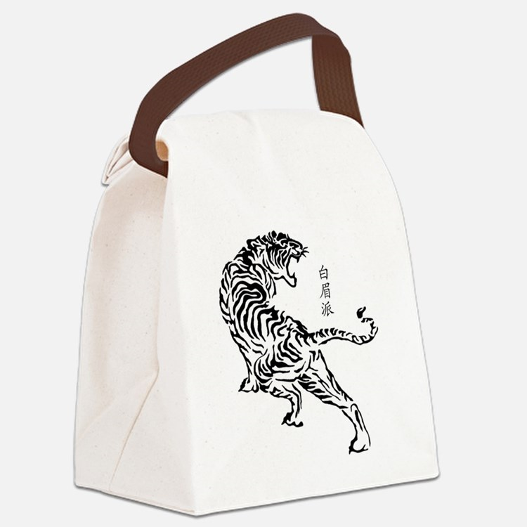bak mei tiger Canvas Lunch Bag