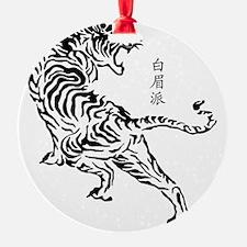 bak mei tiger Ornament