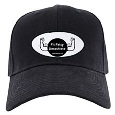 Fit Fatty Decathlete Baseball Hat