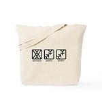 FemaleBoth to Both Tote Bag