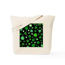 'Irish Shamrocks' Tote Bag