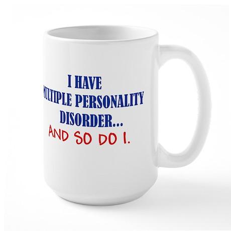 Multiple Personality Disorder Mugs