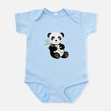Panda Bear Body Suit