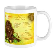 Goddess Leo Mug