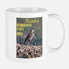 Meadowlark Bird Mug