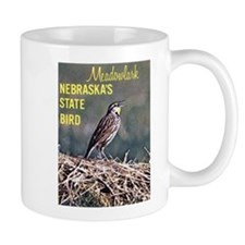 Meadowlark Bird Mug